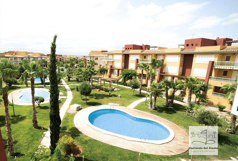 73426067 2747569 foto99576567 - Hacienda del Álamo Golf Resort: Un complejo lleno de tranquilidad sumergido en un increíble campo de golf (Fuente Álamo, Murcia)