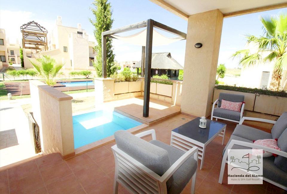 73426067 2749876 foto99699984 - Hacienda del Álamo Golf Resort: Un complejo lleno de tranquilidad sumergido en un increíble campo de golf (Fuente Álamo, Murcia)