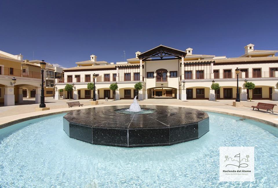 73426067 2750386 foto99725267 - Hacienda del Álamo Golf Resort: Un complejo lleno de tranquilidad sumergido en un increíble campo de golf (Fuente Álamo, Murcia)