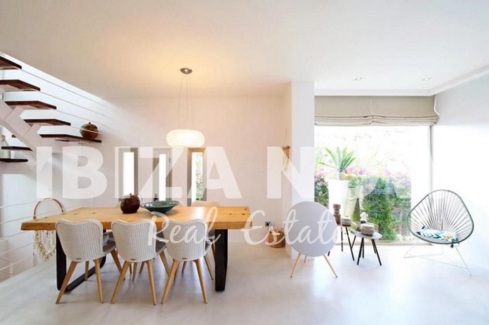 73726303 2775007 foto 312408 - Decoración Boho chic e industrial en este precioso chalet en Sant Josep de sa Talaia (Baleares)