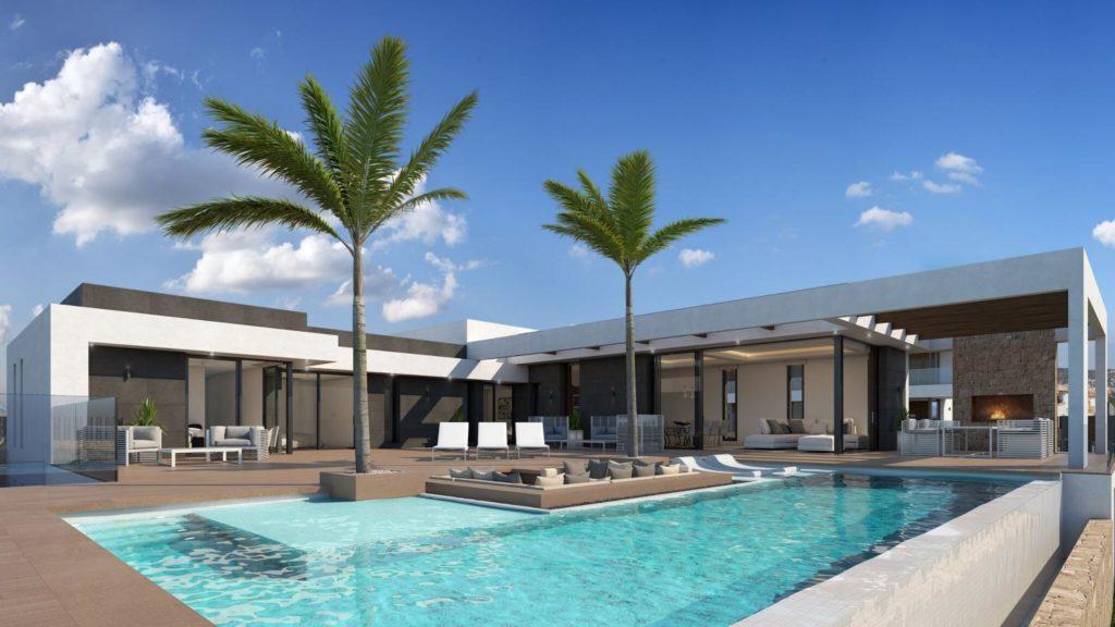 75088881 6502527 foto 068199 1024x576 - A la venta una de las villas más espectaculares de Alicante con increíbles vistas al mar