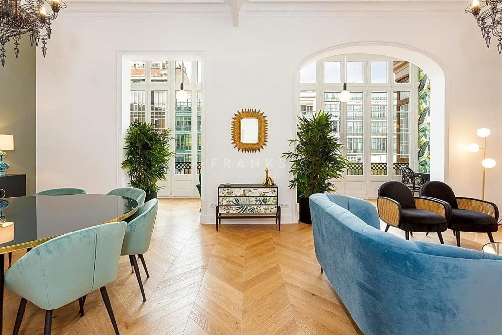 75089113 2918446 foto 300751 1024x683 - Apartamento de lujo y estilo Mid-Century Modern en L'Eixample Dreta (Barcelona)