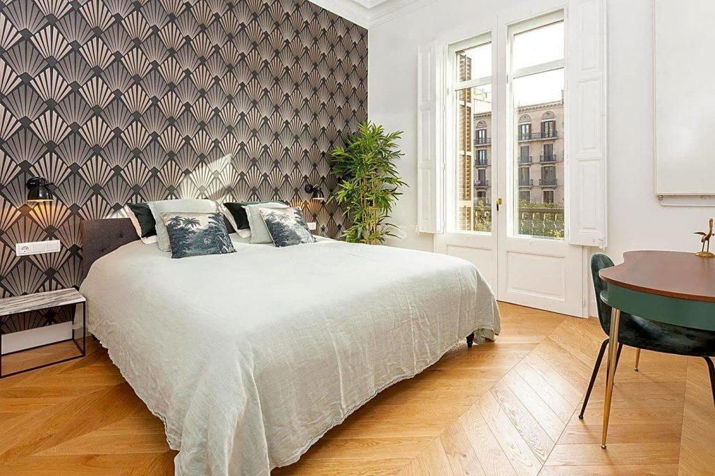75089113 2918446 foto 637747 1024x683 - Apartamento de lujo y estilo Mid-Century Modern en L'Eixample Dreta (Barcelona)