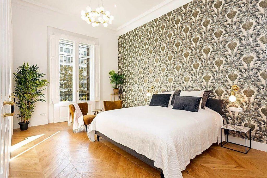 75089113 2918446 foto 909691 1024x683 - Apartamento de lujo y estilo Mid-Century Modern en L'Eixample Dreta (Barcelona)