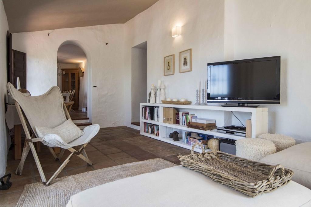 76232881 2977024 foto 068761 1024x683 - Naturaleza y fusión de estilos en un cortijo andaluz en Cómpeta (Málaga)