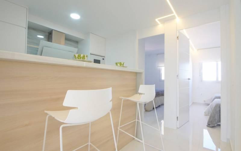 76835 lg - Moderno y sofisticado apartamento a la orilla del mar en Playa del Cura (Torrevieja)