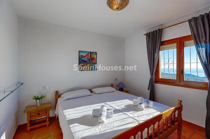78 - Genial villa en alquiler de vacaciones en Benissa (Costa Blanca): valle, montaña y mar