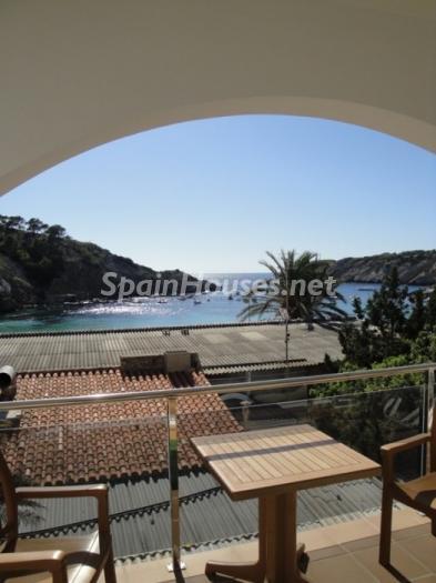 793259 53807 3 - Puestas de sol en villa Cala Vadella