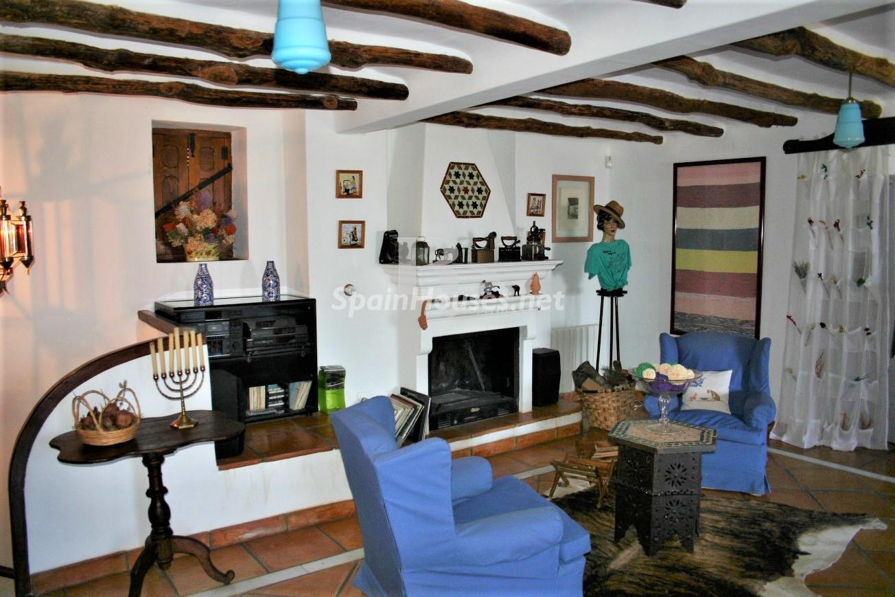 79874050 3157227 foto124480330 - Un paraje natural idilico en este encantador cortijo andaluz en Órgiva, La Alpujarra granadina