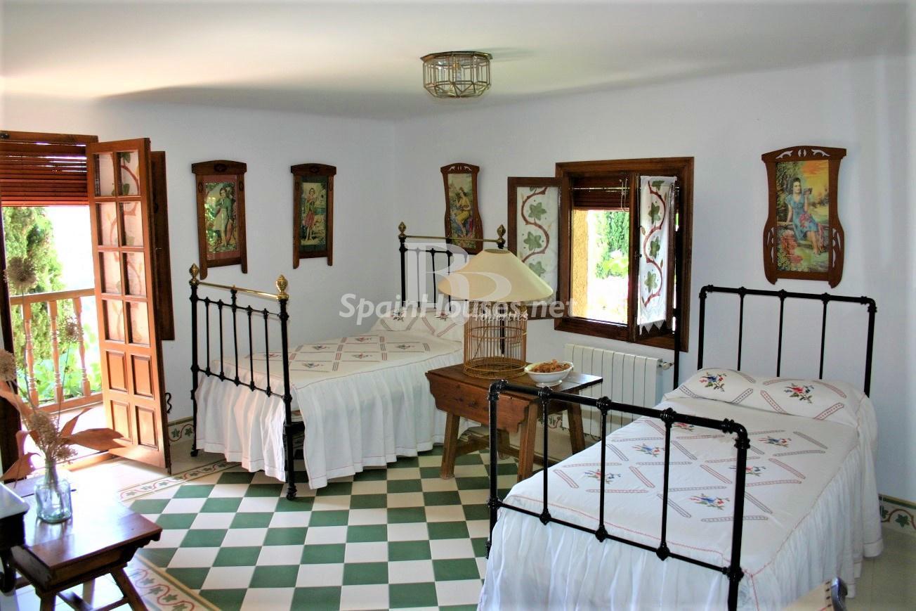 79874050 3157227 foto124480350 - Un paraje natural idilico en este encantador cortijo andaluz en Órgiva, La Alpujarra granadina