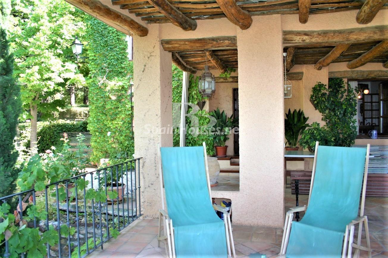 79874050 3157227 foto124480355 - Un paraje natural idilico en este encantador cortijo andaluz en Órgiva, La Alpujarra granadina