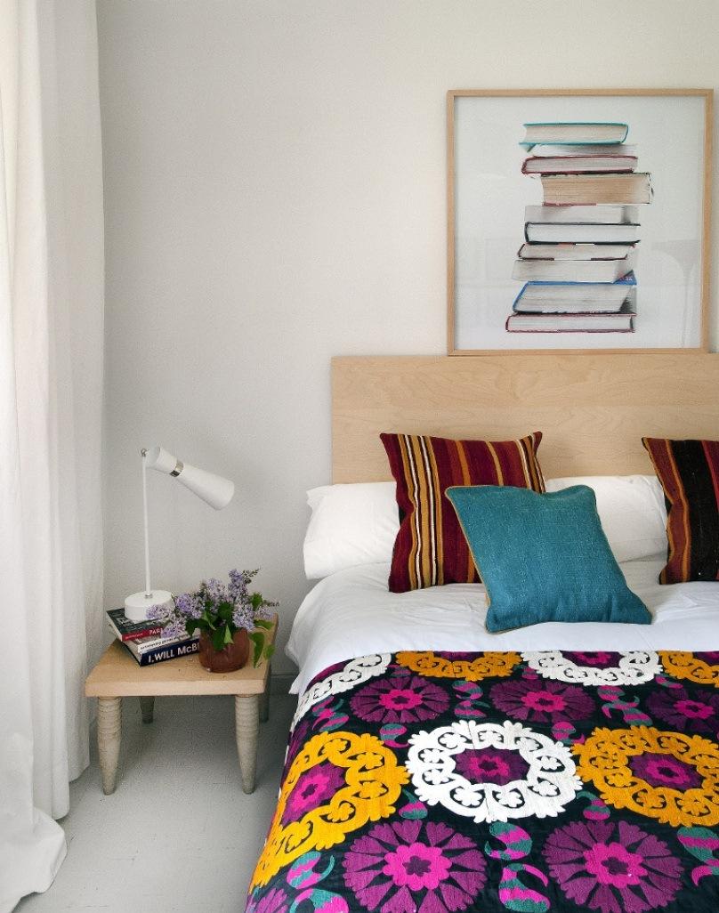 8 10 - Precioso piso en Madrid lleno de color, luz y alegre diseño contemporáneo