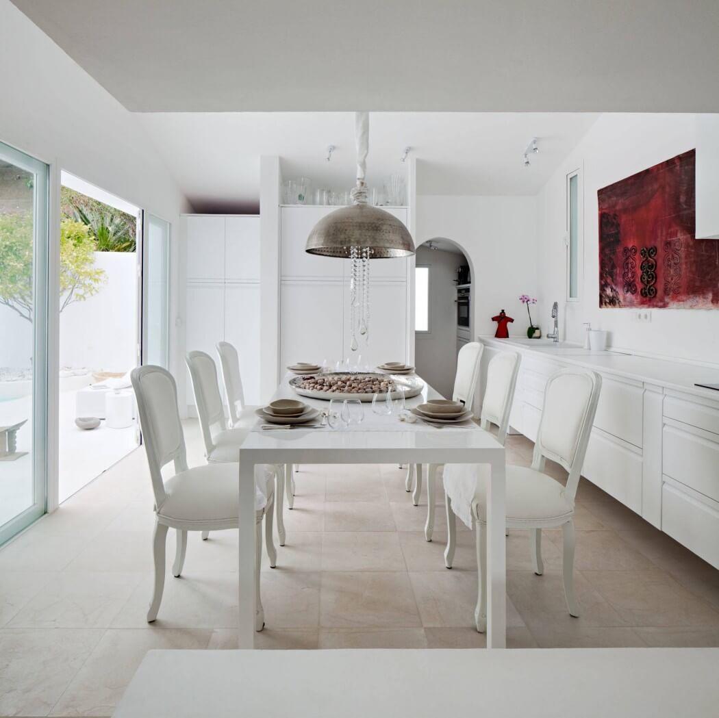 8 11 - Villa Mandarina: Paraíso blanco en Casares (Costa del Sol) lleno de encanto, luz y mar