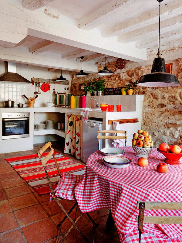 8 2 - Toque cálido de primavera en una preciosa casa de campo en Sepúlveda, Segovia