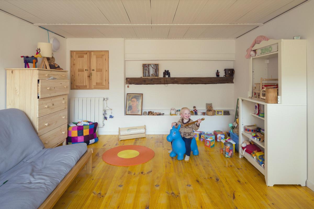 """8 5 - """"La Casa de Juno"""": original, sorprendente y práctica vivienda en Poblenou, Barcelona"""