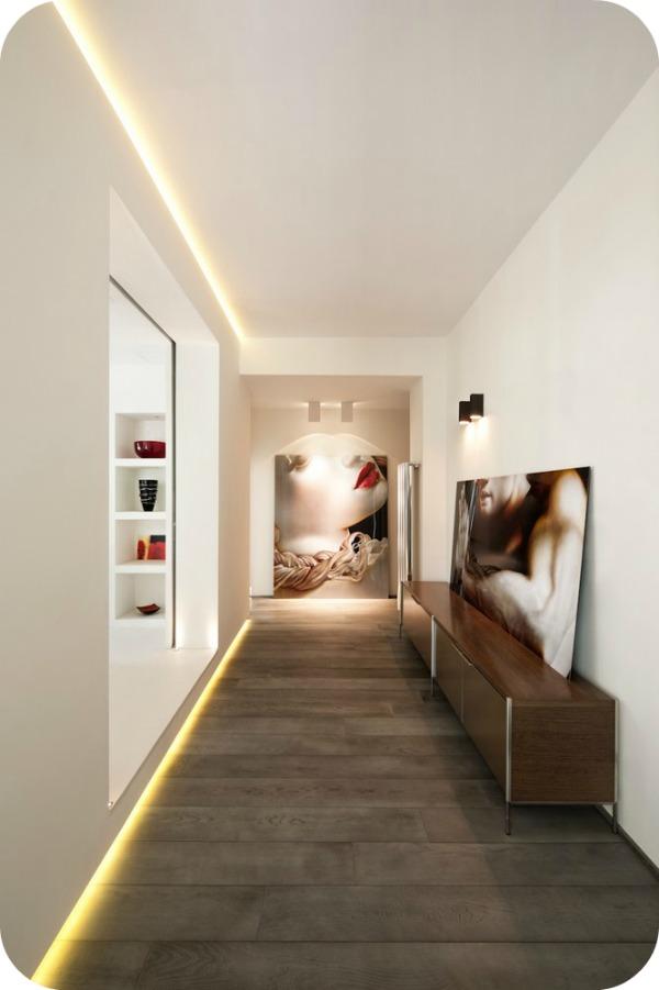 8 - Elegante apartamento romano por Carola Vannini Arquitectura