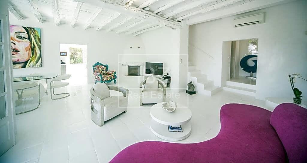 80380389 3171973 foto 129764 - Fusión de estilos decorativos en este trocito de paraiso en Sant Josep de sa Talaia