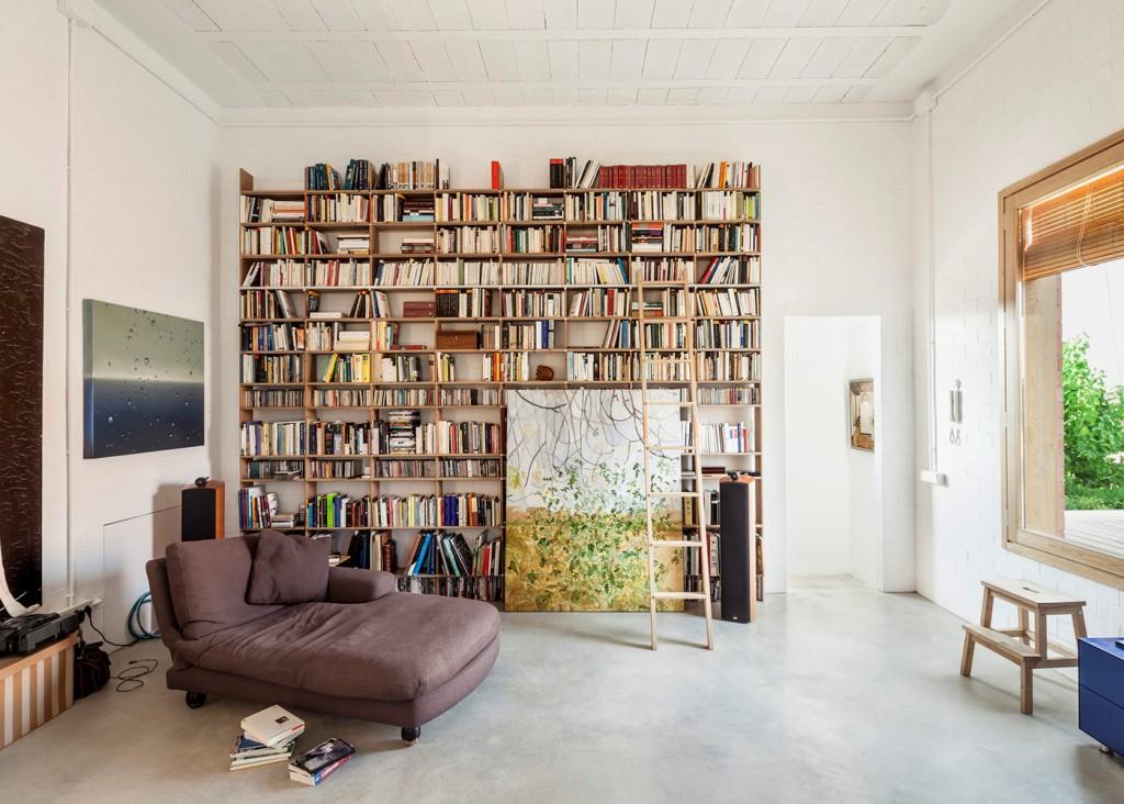 812 - La relación perfecta entre una fantástica casa y su jardín, Sant Cugat del Vallés (Barcelona)