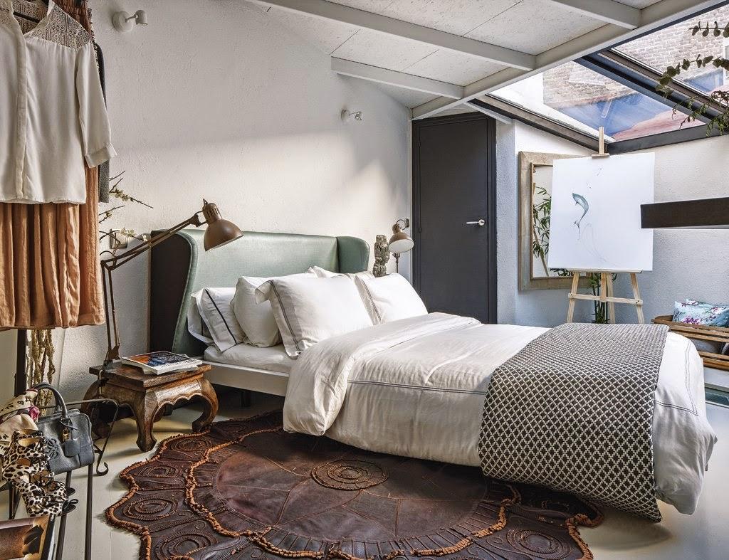 817 - De antiguo taller a moderno y encantador loft en el barrio de Salamanca de Madrid