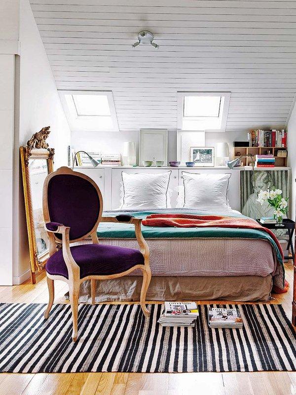 819 - Preciosa casa con un romántico patio ajardinado en pleno corazón de Madrid