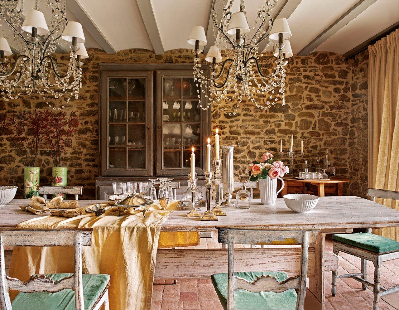 820 - Masía del s. XVI reconvertida en espectacular casa rural en La Garrotxa, Girona