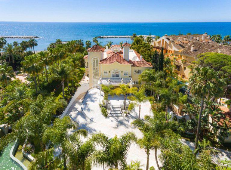 El Martinete, la mansión marbellí de Antonio El Bailarín sale a la venta por 15 millones