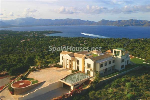 La mansión mas cara de España