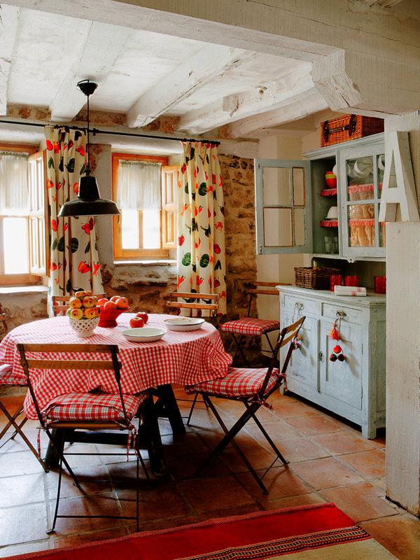 9 2 - Toque cálido de primavera en una preciosa casa de campo en Sepúlveda, Segovia