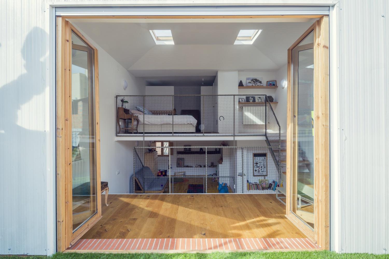 """9 3 - """"La Casa de Juno"""": original, sorprendente y práctica vivienda en Poblenou, Barcelona"""