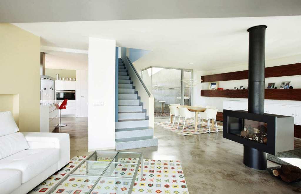 91 - Casa Ripolles-Manrique: diseño contemporáneo en Benicasim (Costa del Azahar, Castellón)
