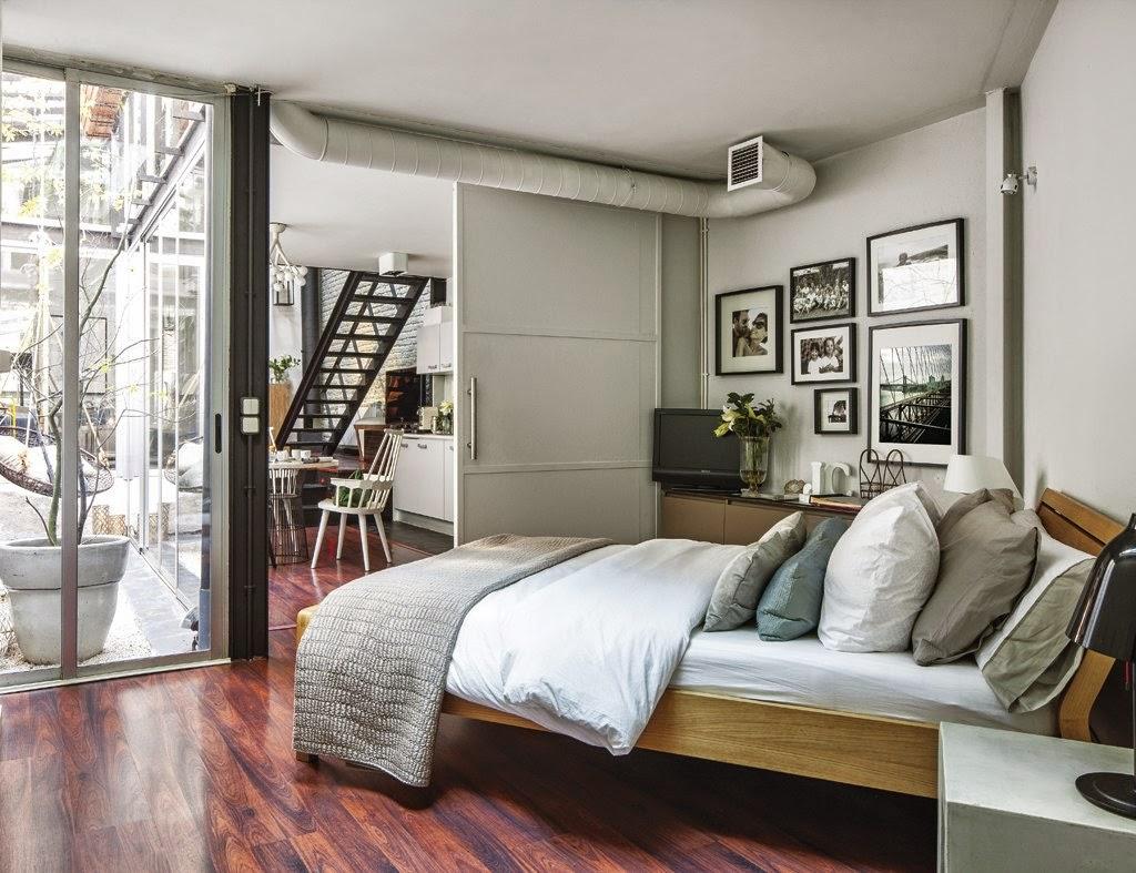 918 - De antiguo taller a moderno y encantador loft en el barrio de Salamanca de Madrid