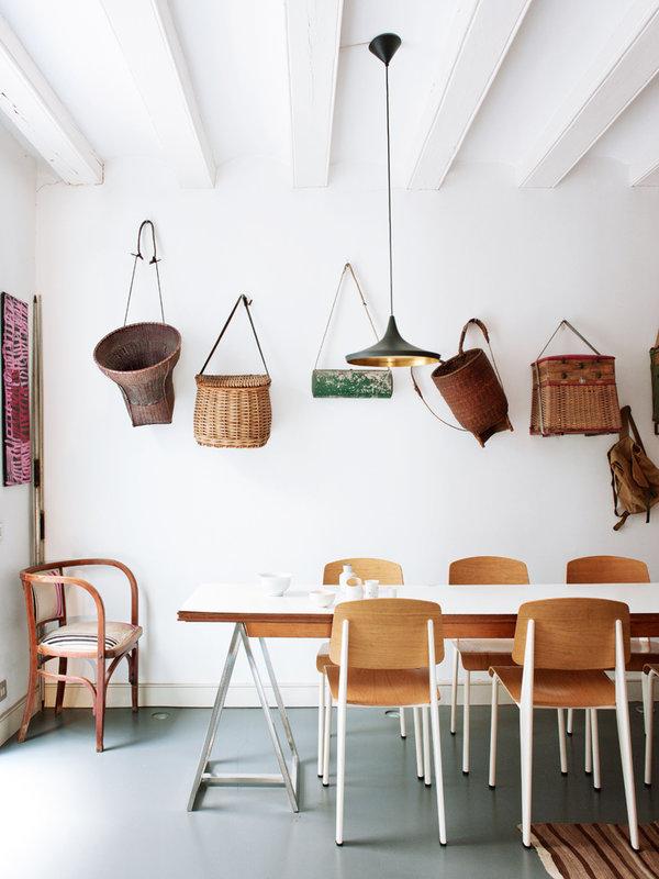 920 - Toque cosmopolita y un patio interior encantador en un piso en el Gòtic de Barcelona