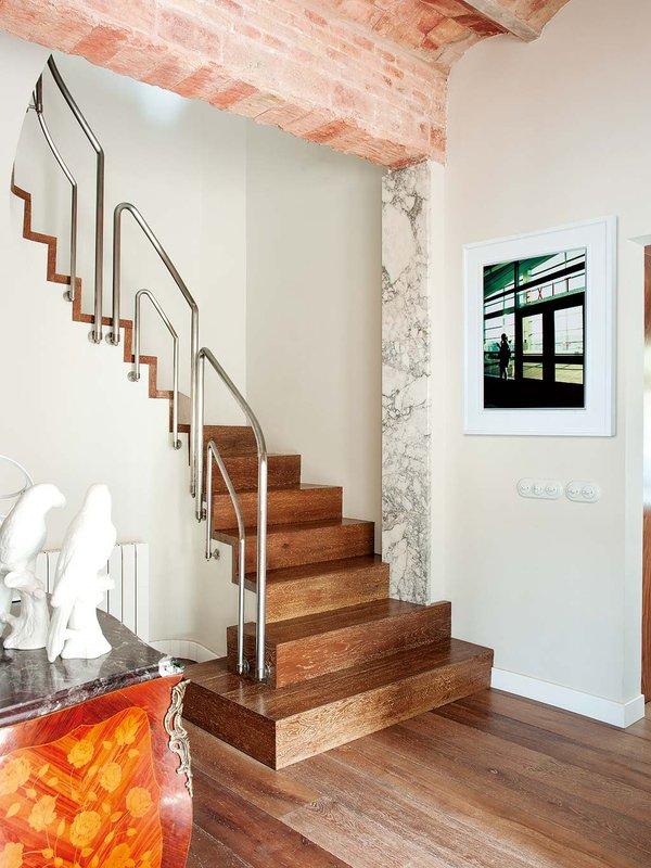 924 - Toque vintage con auténtico encanto en un genial loft reformado en Barcelona
