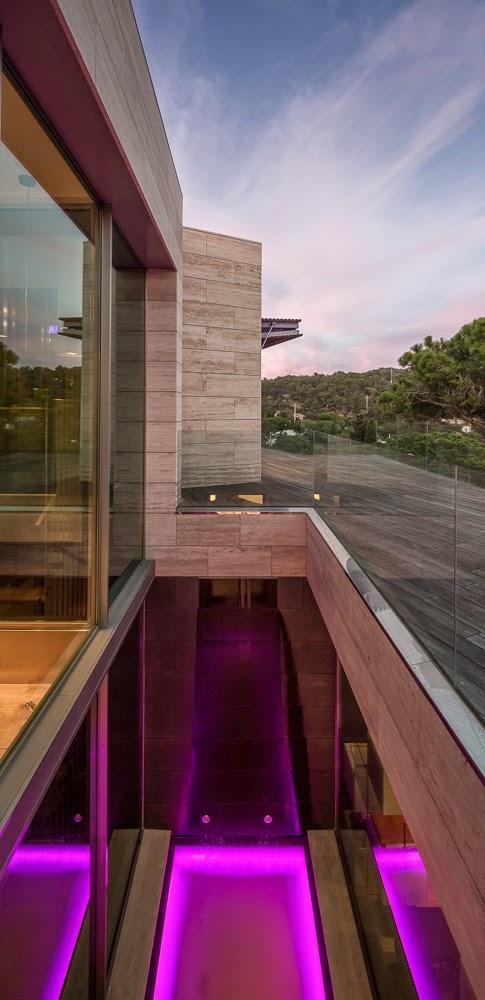 93 - Casa Llorell: diseño, lujo y serenidad en Tossa de Mar, Costa Brava (Girona)