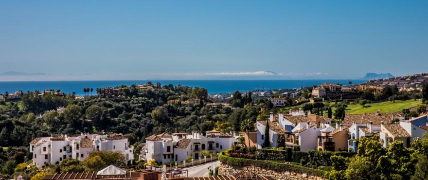 A5 Botanic Apartments Sea Views - Últimos apartamentos de 3 dormitorios con amplias terrazas en Benahavís (Málaga). Listos para vivir.