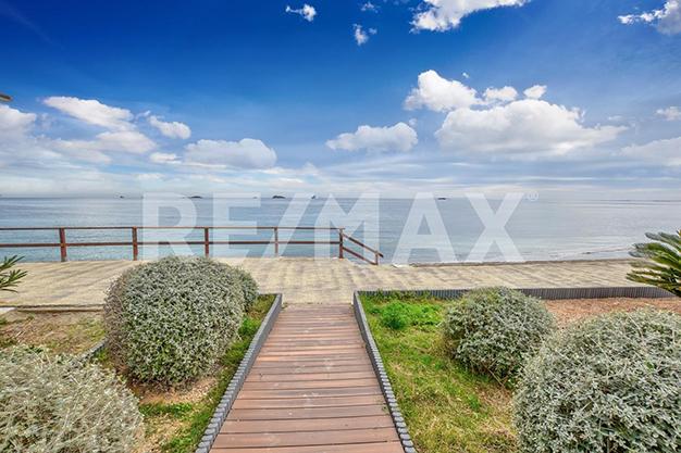 ACCESO PLAYA IBIZA - ¿Sueñas con un piso de lujo en Ibiza junto al mar?