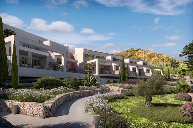 ARQUITECTUR MALLORCA - Oportunidad única: exclusivo apartamento en Mallorca a 500 metros de la playa