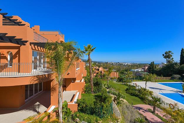 ARQUITECTURA 1 - Este apartamento en venta en Marbella es el hogar perfecto para vivir en un entorno natural único y ser feliz