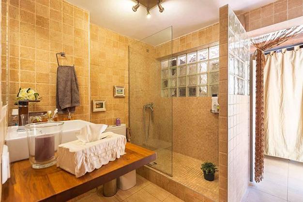 BANO 2 MALLORCA - Qué mejor que esta villa en Palma de Mallorca para disfrutar del sol y preciosas playas