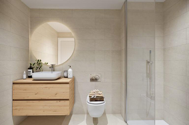 BANO MALLORCA 1 - Oportunidad única: exclusivo apartamento en Mallorca a 500 metros de la playa
