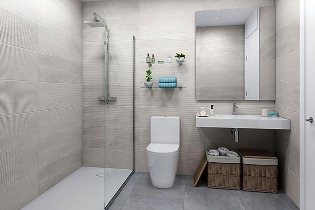 BANO MARBELLA - Este apartamento de lujo en Marbella es una oportunidad única que no puedes perder