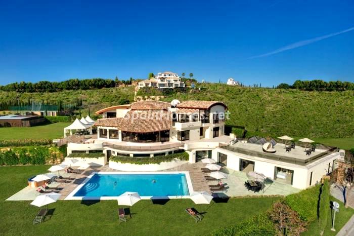 Bonito chalet - La Casa de la Semana, villa de lujo en Marbella