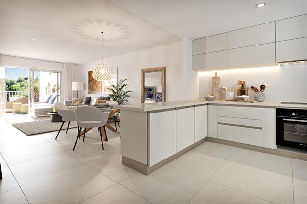 COCINA MALLORCA 1 - Oportunidad única: exclusivo apartamento en Mallorca a 500 metros de la playa