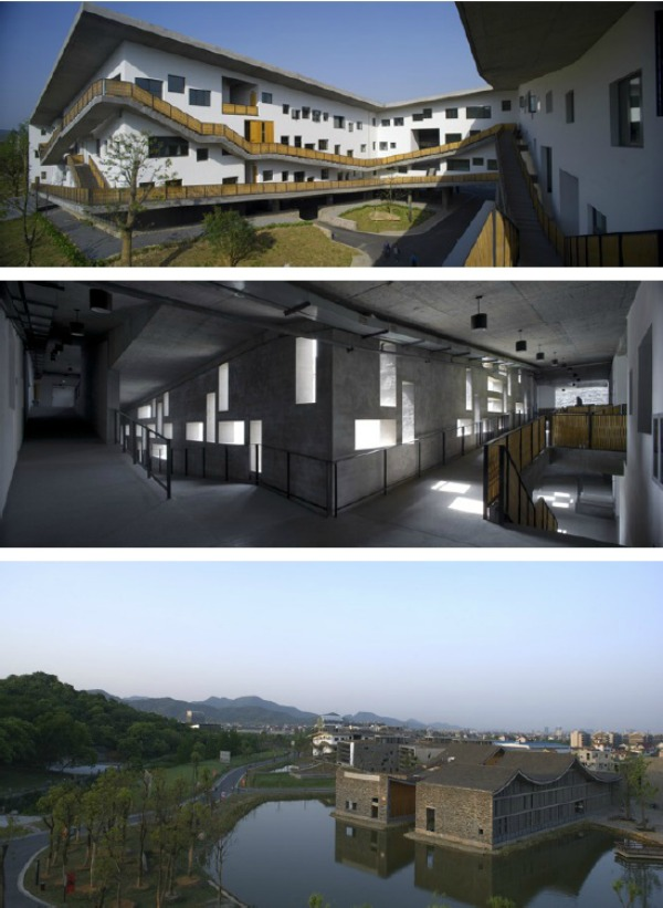 Campus Xiangshan, Universidad de Arte China, Fase II