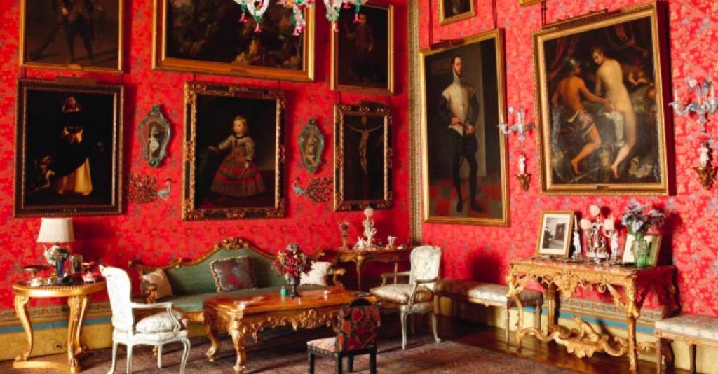 Casa de Azervbea 1024x534 - Las casas de Cayetana (Duquesa de Alba)