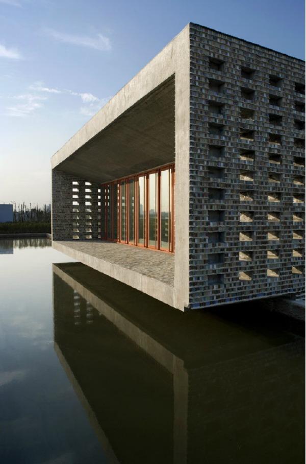 Casa de Cerámica - Recorrido por la arquitectura del Pritzker Wang Shu