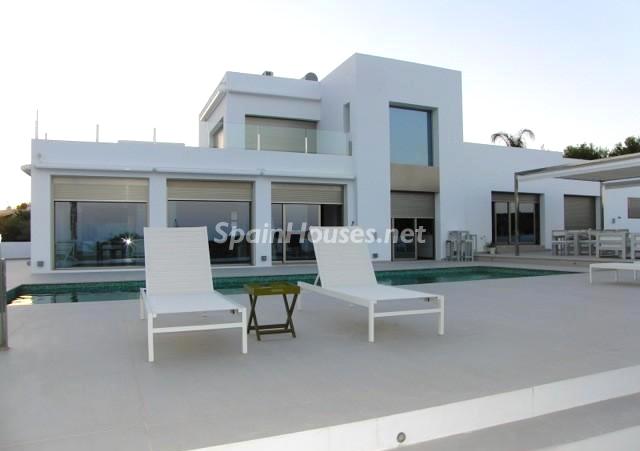 Casa de lujo en Ibiza