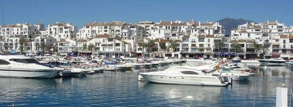 Puerto Banus - Marbella - Costa del Sol