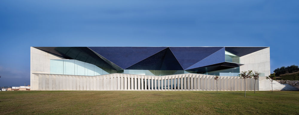 Centro Cultural Teulada de Francisco Mangado1 - Premios FAD de Arquitectura 2012