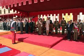 Ceremonia del Ministerio de Defensa - El Ministerio de Defensa Deshaucia a 10.000 Familias